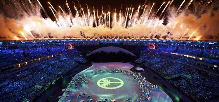 Se inauguraron los primeros Juegos Olímpicos de la historia en Suramérica