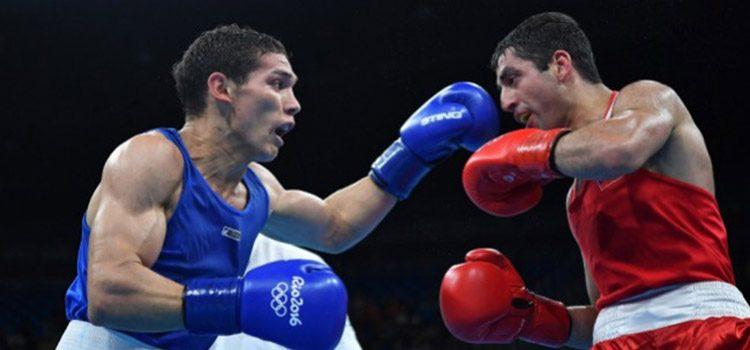 A boxeador colombiano le robaron el triunfo en los olímpicos
