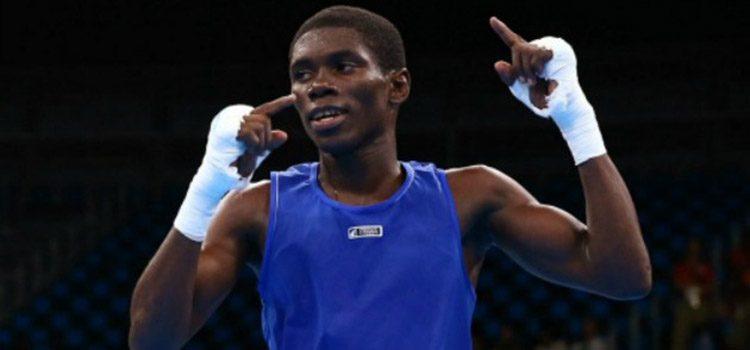 Yuberjén Martínez aseguró medalla de plata, pero peleará por el oro