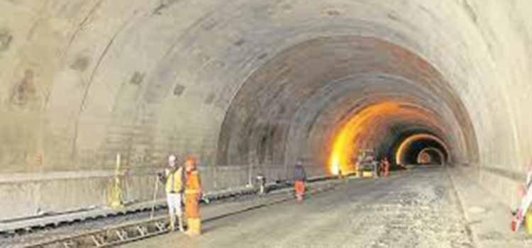 500% han sido los sobrecostos en el túnel de La Línea, que se inauguraría en septiembre