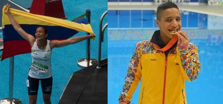 Dos medallas de bronce ha conseguido Colombia en los Juegos Paralímpicos