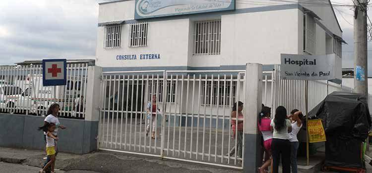 Tras aislamiento de funcionarios del hospital de Circasia, resultados dieron negativos para Covid-19