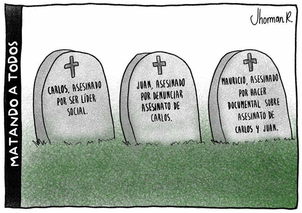 Caricatura 14 de mayo 2019