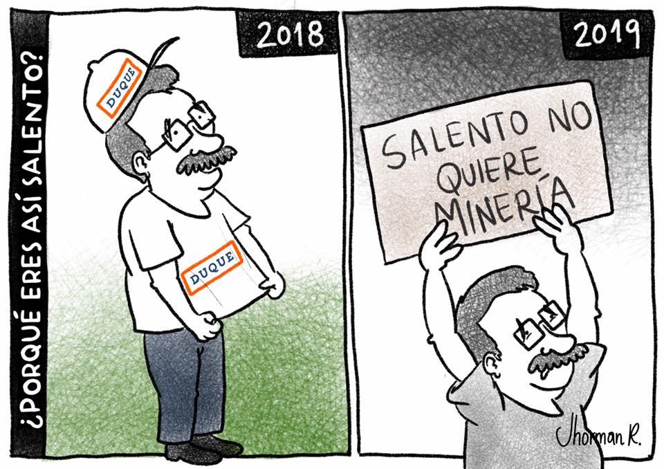 #HastaAhiLlegoSalento