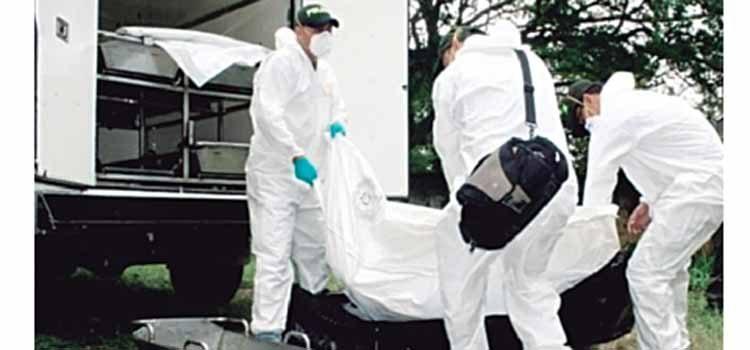 Hallaron dos cadáveres en la vereda Chagualá de Calarcá