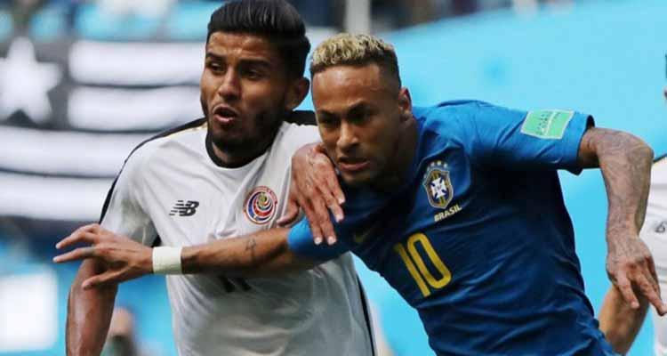 Argentina revivió gracias a Nigeria y Brasil ganó en los últimos minutos