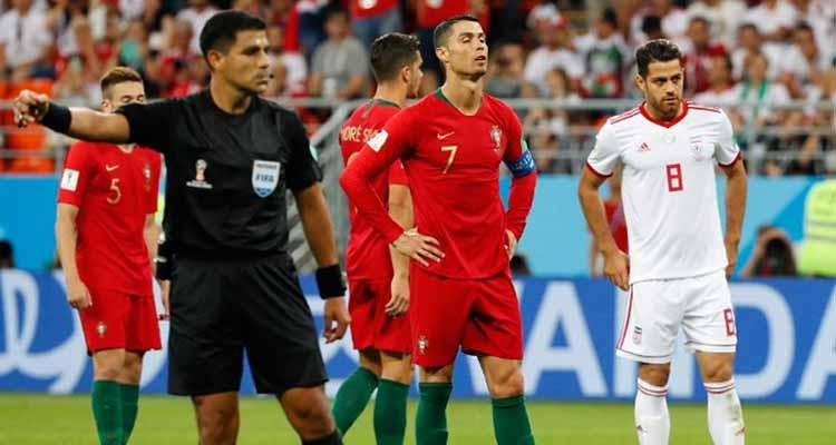 Se definen las primeras llaves de segunda ronda. España y Portugal sufrieron para clasificar