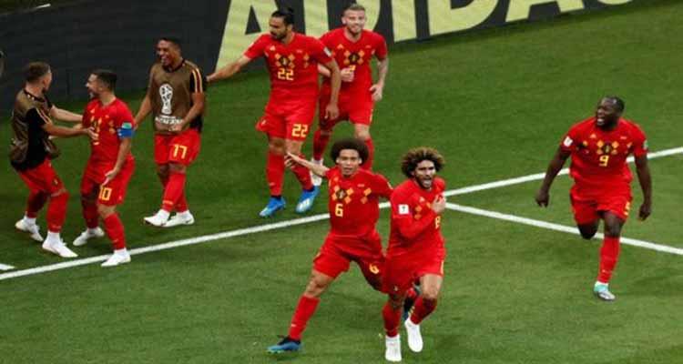 Brasil a cuartos contra un Bélgica que sufrió para ganarle a la sorprendente Japón