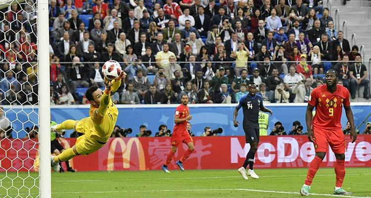 Francia finalista de un Mundial de Fútbol por tercera vez en su historia