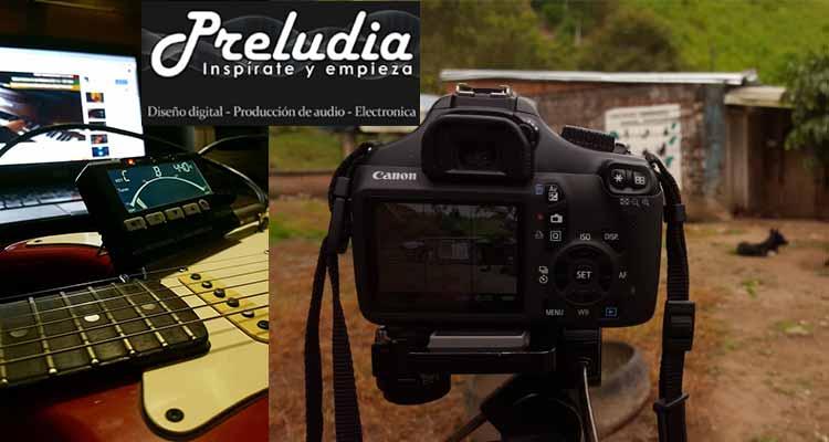 Preludia Studio, una nueva empresa dedicada al audiovisual en Montenegro
