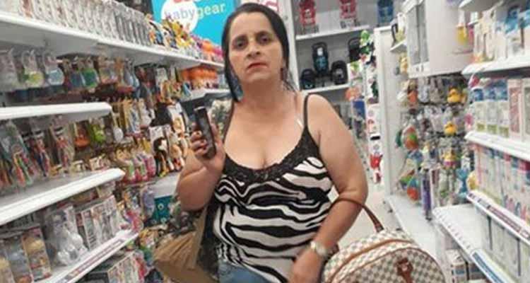 Doña Sonia Barón busca a sus padres, que no ve hace 25 años cuando se fue de Montenegro
