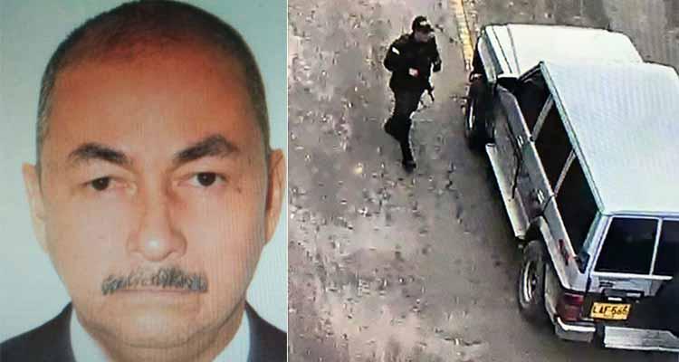 El terrorista suicida carrobomba escuela de la Policía