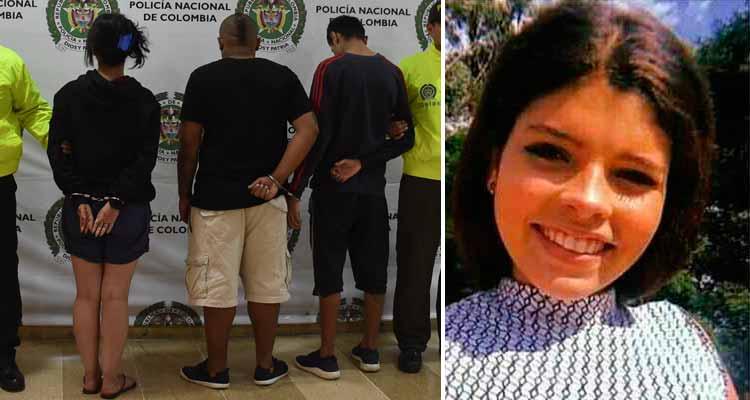 Cayeron asesinos de adolescente hallada muerta en Armenia