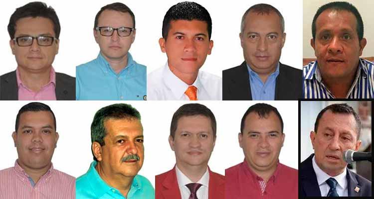 Estos son los 9 concejales que viajan a Turquía con el alcalde de Armenia