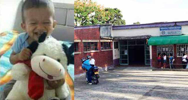 Bebé murió en absurdo accidente en Quimbaya