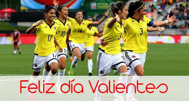 En el día de la Mujer apoyo a futbolistas Liga Colombiana