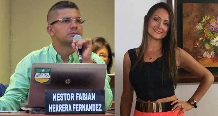 Procuraduría inhabilita a exconcejal Néstor Fabián Herrera e inicia investigación contra su exesposa