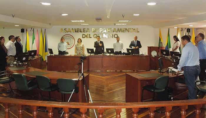 Así quedó conformada la Asamblea Departamental del Quindío. El voto en blanco le ganó a todos los partidos