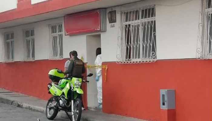 Asesinaron mujer en residencia de Calarcá