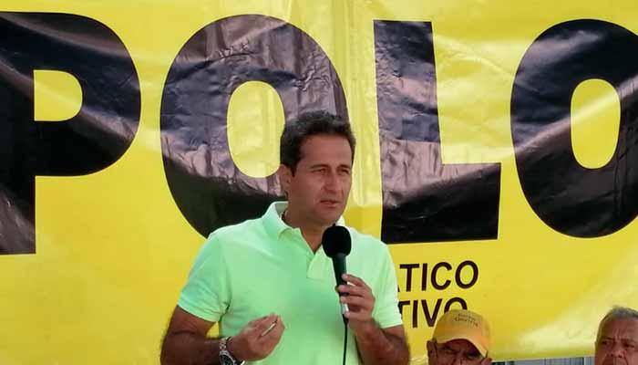 Carlos Alberto Gómez Chacón candidatura gobernación del Quindío