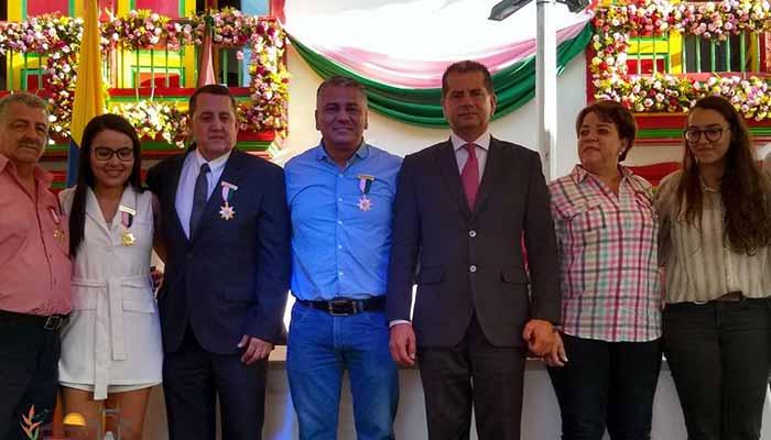 Circasia celebró sus 135 años