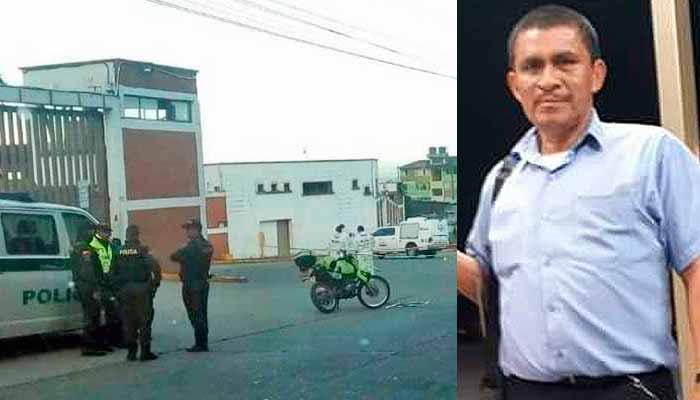 Conductor de bus asesinado en Armenia la mañana de este lunes