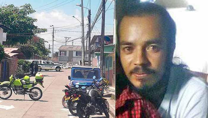 Santiago Gallego asesinado Montenegro