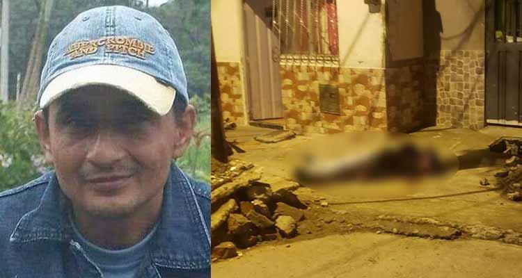Asesinato en Calarcá