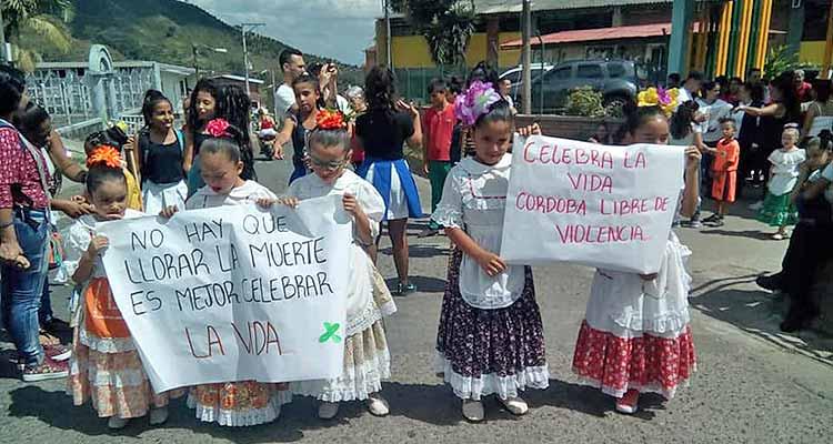 En Córdoba celebran 2 años sin muertes violentas