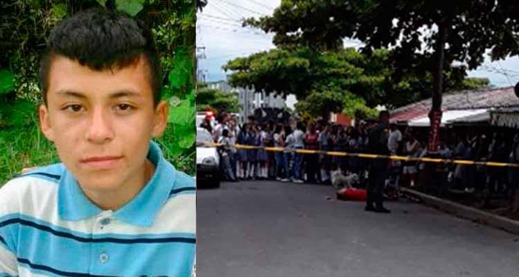 adolescente asesinado Montenegro