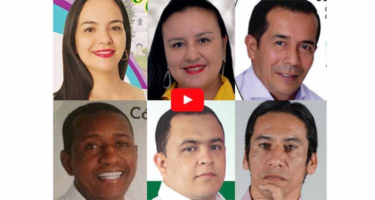 propuestas candidatos Alcaldía Córdoba