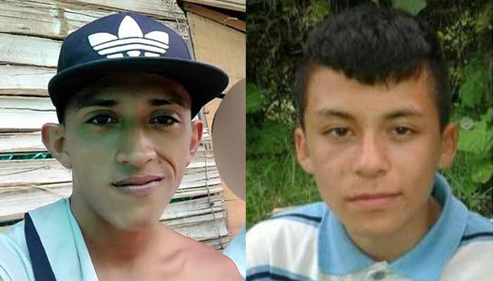 Jorge Alberto Rúa asesino adolescente Montenegro