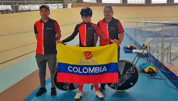 Quindiano rompió 3 records mundiales Peter Sagan