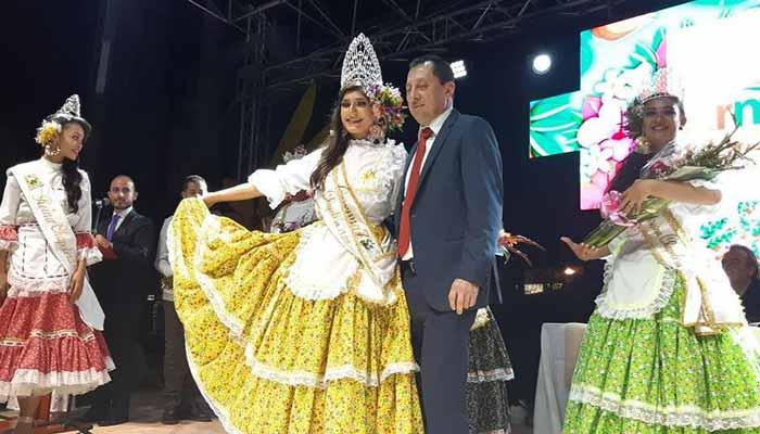 Reina Chapolera Armenia