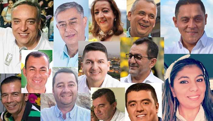 Estos son los nuevos alcaldes y gobernador en el Quindío