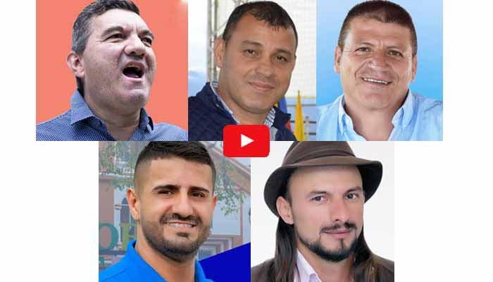 propuestas candidatos Alcaldía Buenavista