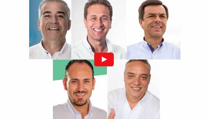 propuestas candidatos Gobernación Quindío