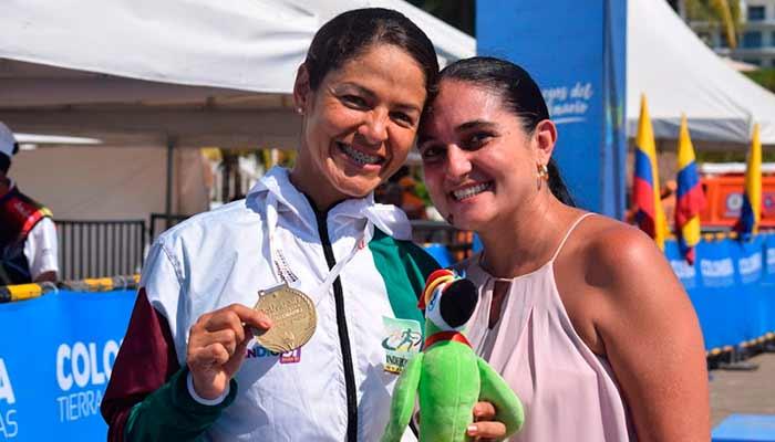 medallas quindianos Juegos Nacionales