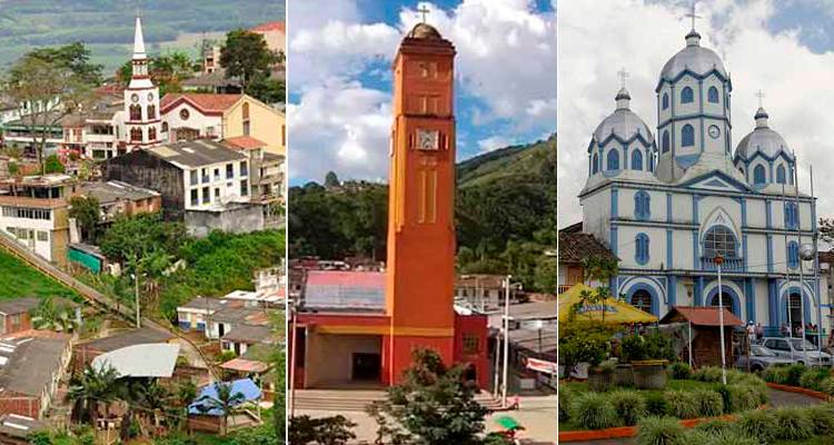 Buenavista Pijao y Filandia Pueblos Mágicos