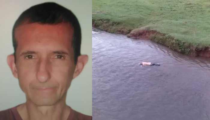 Quindiano ahogado Caicedonia