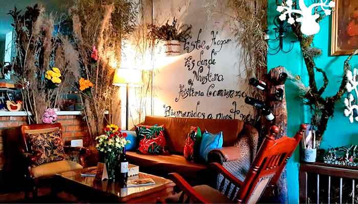 Te quiero ver aquí Café Antaños