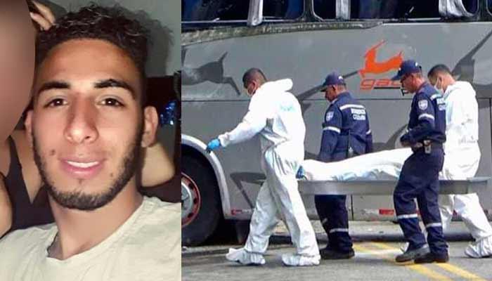 accidente sur Quindío Pereira se durmió