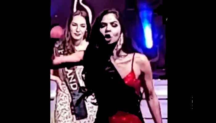 A gritos, candidata de Colombia en Miss Global 2020, evitó fraude en el certamen