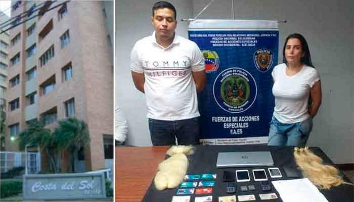 recapturada Aida Merlano en Venezuela