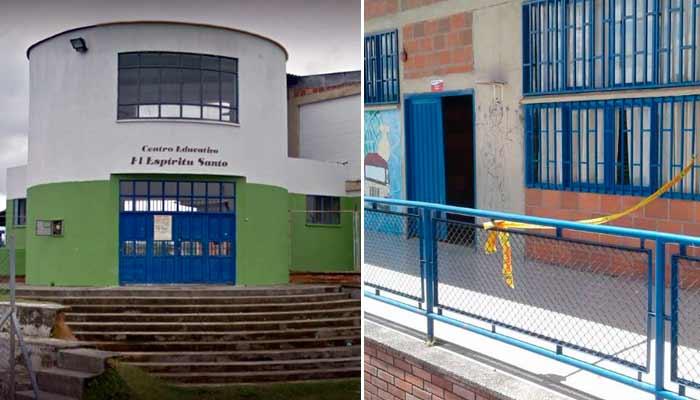 robo escuela Quimbaya