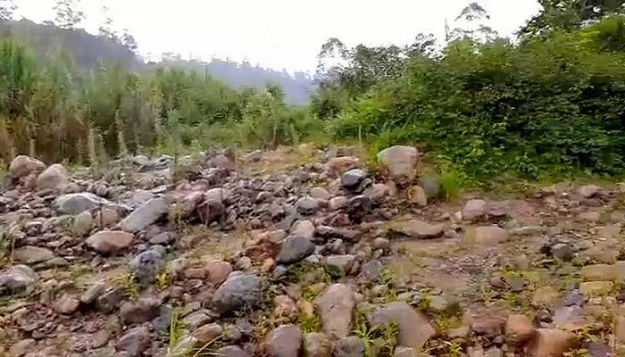 Desviación río Navarco Salento