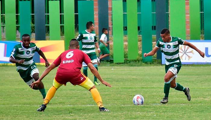 Quindío venció a Valledupar por Copa Colombia