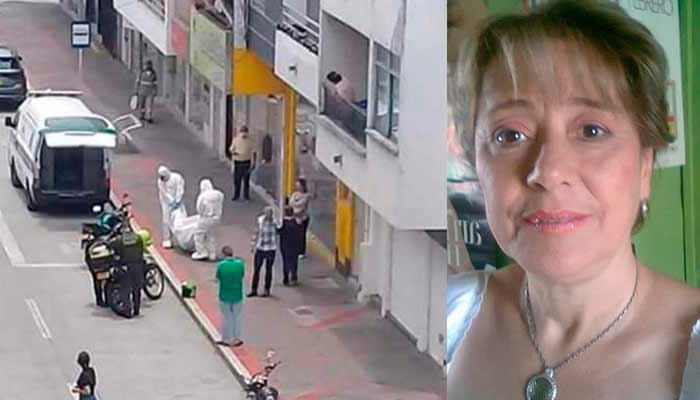 Hermana de exalcalde de Calarcá murió al rodar por las escalas de su casa