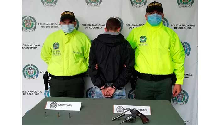 Cayó señalado de herir a tres personas en zona de tolerancia de Quimbaya