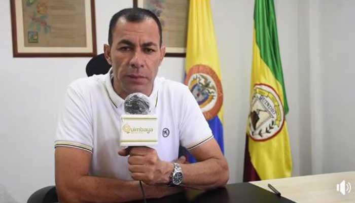 Alcalde de Quimbaya positivo para coronavirus